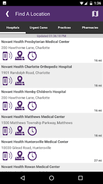 Novant Health screenshot 7