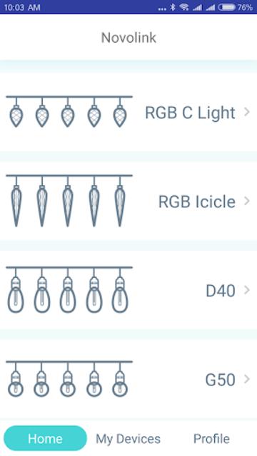 WiFi D-lights screenshot 3