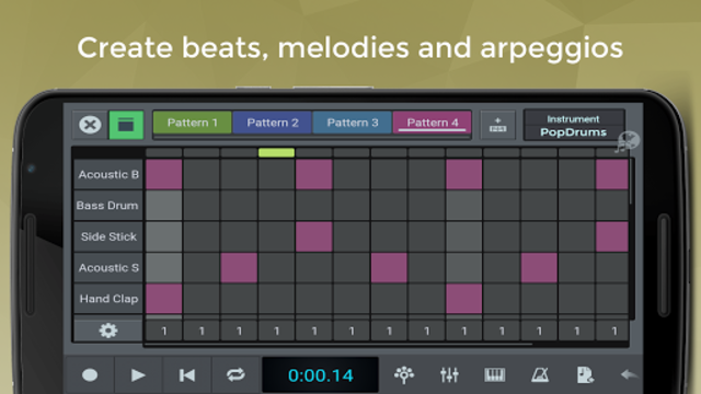 n-Track Studio Music DAW screenshot 2