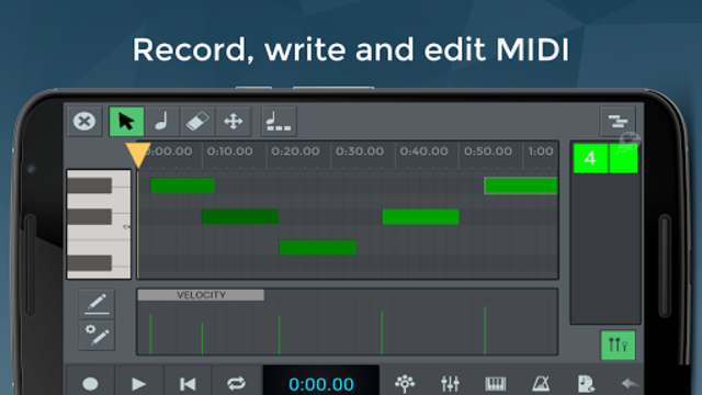 n-Track Studio Music DAW screenshot 4