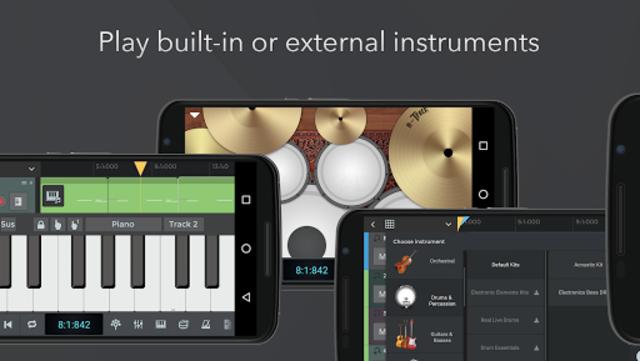 n-Track Studio 9 Pro Music DAW screenshot 4