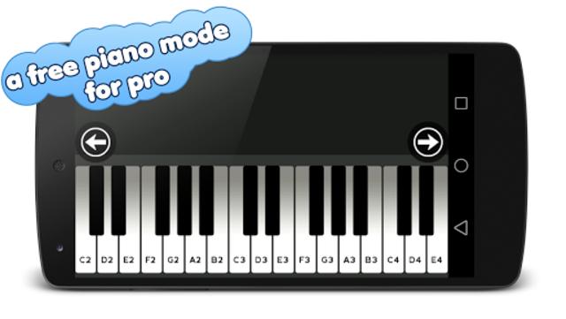 Mini Piano screenshot 4