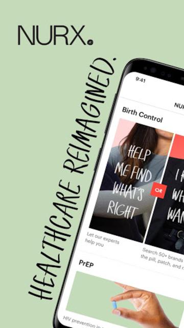 Nurx - Birth Control and PrEP screenshot 1
