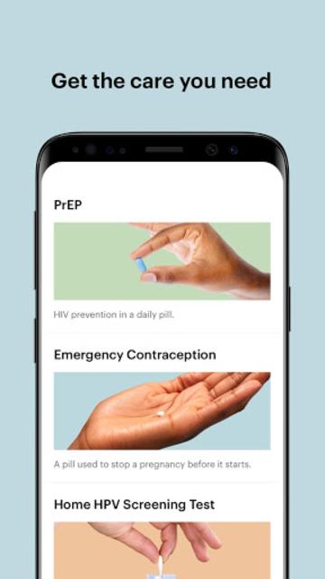 Nurx - Birth Control and PrEP screenshot 3
