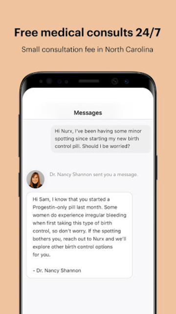 Nurx - Birth Control and PrEP screenshot 6