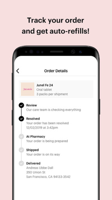 Nurx - Birth Control and PrEP screenshot 8