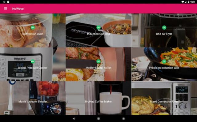 NuWave Cooking Club screenshot 6