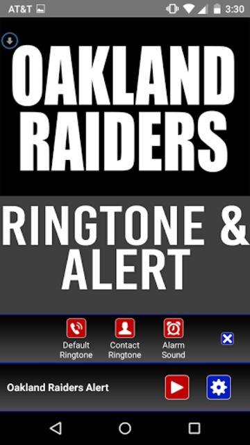 Oakland Raiders Theme Ringtone screenshot 2