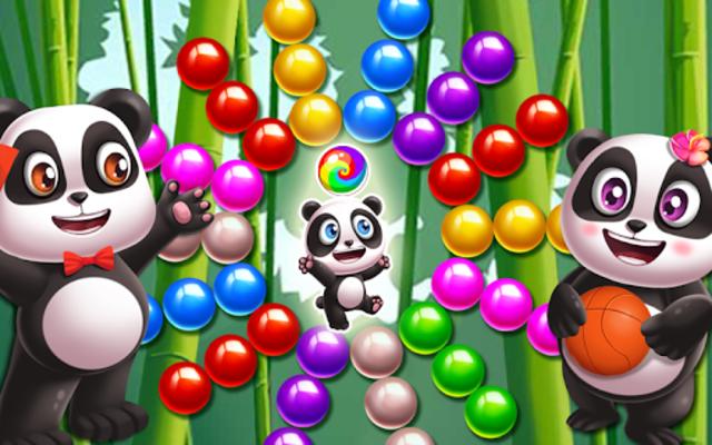 Panda Bubbles Hunter screenshot 8