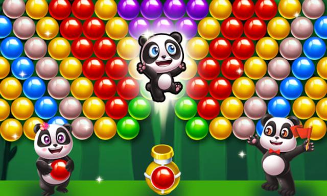Panda Bubbles Hunter screenshot 9