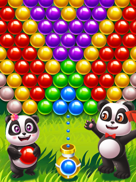 Panda Bubbles Hunter screenshot 12