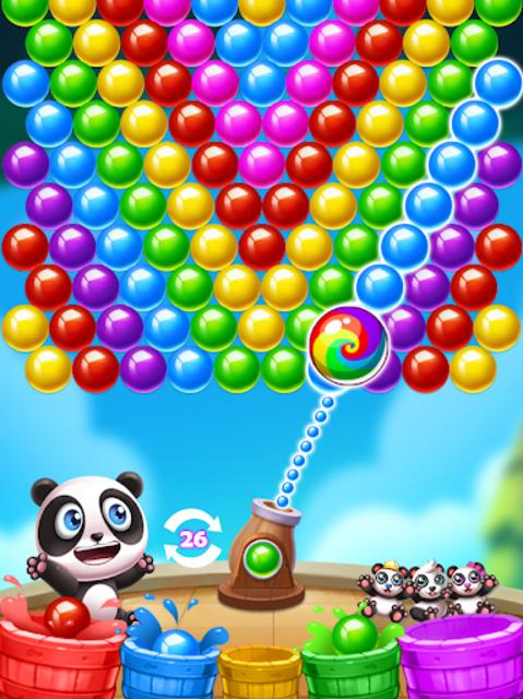 Panda Bubbles Hunter screenshot 13