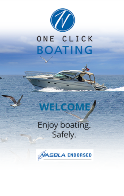 One Click Boating screenshot 1