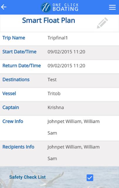 One Click Boating screenshot 6