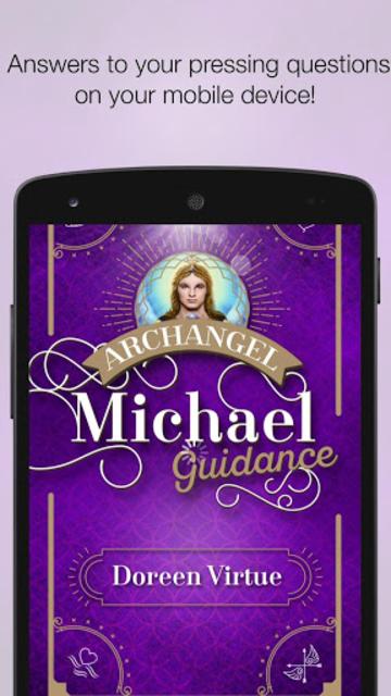 Archangel Michael Guidance screenshot 1