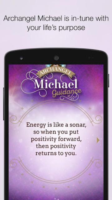 Archangel Michael Guidance screenshot 2