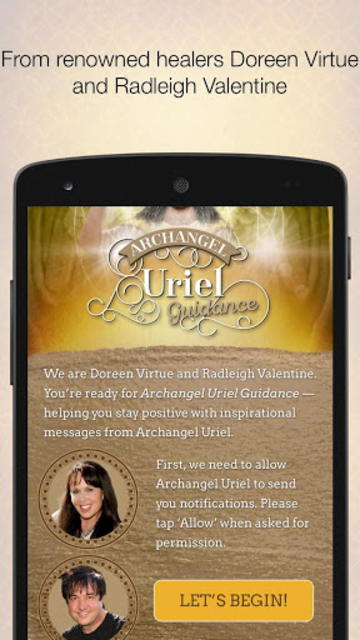 Archangel Uriel Guidance screenshot 5