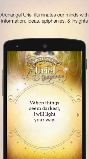 Archangel Uriel Guidance screenshot 7