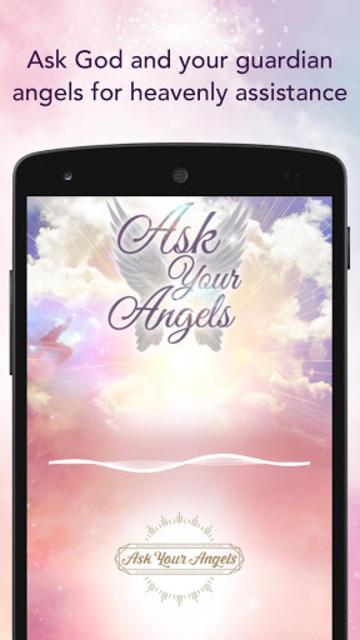 Ask Your Angels -Doreen Virtue screenshot 1