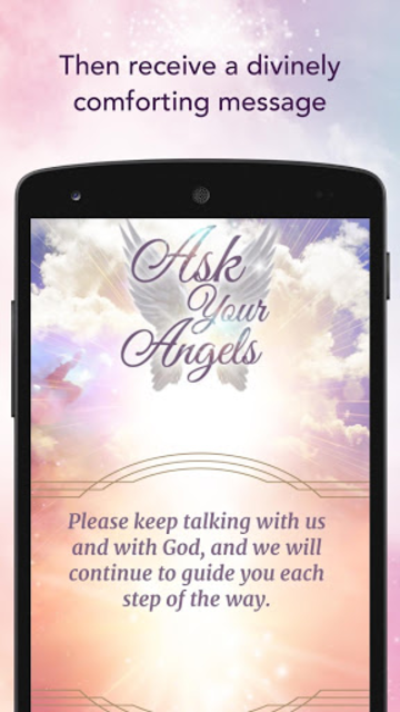 Ask Your Angels -Doreen Virtue screenshot 2