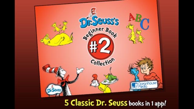 Dr. Seuss Book Collection #2 screenshot 1