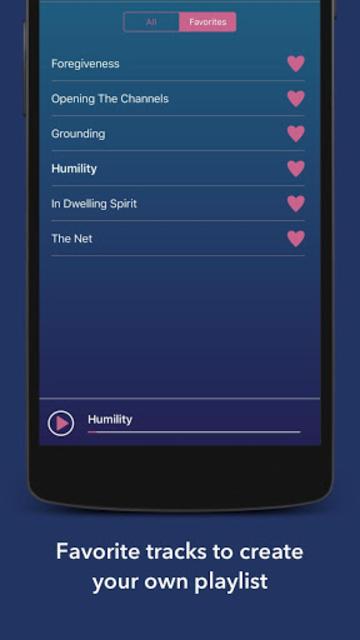 Mindful Living Meditations screenshot 8