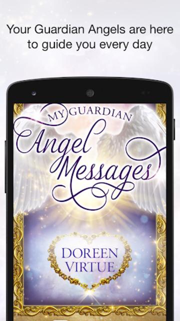 My Guardian Angel Messages - Doreen Virtue screenshot 1