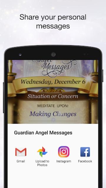 My Guardian Angel Messages - Doreen Virtue screenshot 3
