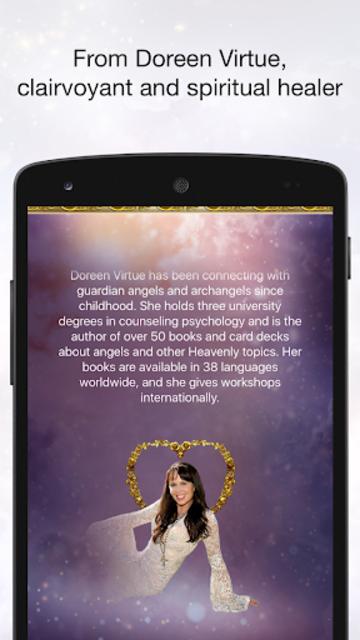 My Guardian Angel Messages - Doreen Virtue screenshot 4
