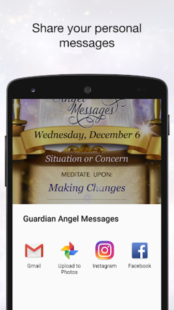 My Guardian Angel Messages - Doreen Virtue screenshot 13