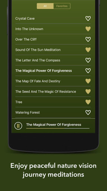 Nature Vision Journey Meditations - Baron-Reid screenshot 6