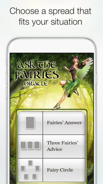 Ask the Fairies Oracle screenshot 1
