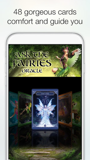 Ask the Fairies Oracle screenshot 2