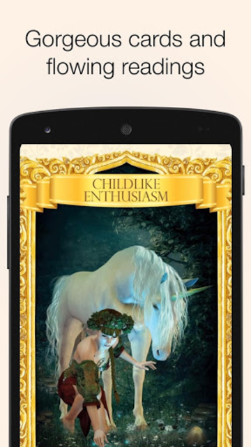Ask the Unicorns Oracle Cards screenshot 5