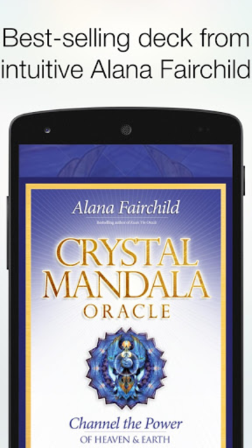 Crystal Mandala Oracle screenshot 1