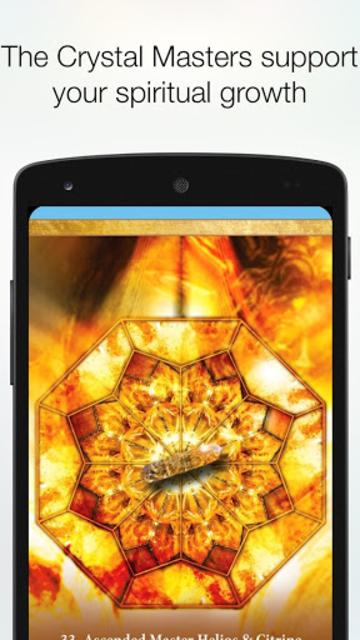 Crystal Mandala Oracle screenshot 5