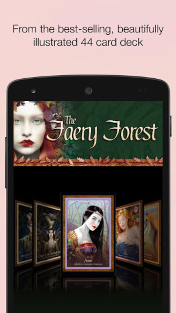 Faery Forest Oracle screenshot 2