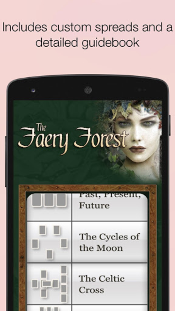 Faery Forest Oracle screenshot 4