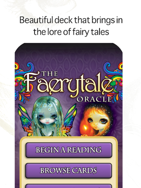 Faerytale Oracle - Lucy Cavendish screenshot 1