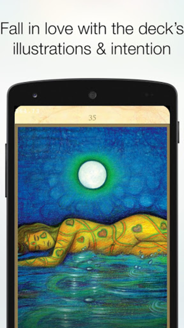 Gaia Oracle screenshot 2