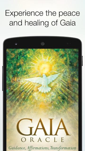Gaia Oracle screenshot 5