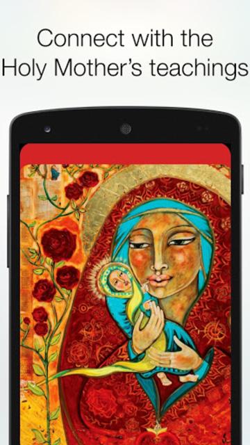 Mother Mary Oracle - Alana Fairchild Card Deck screenshot 2