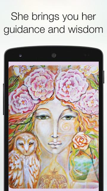Mother Mary Oracle - Alana Fairchild Card Deck screenshot 3