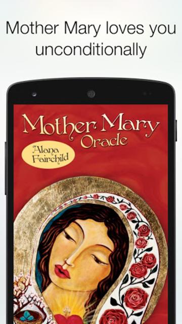 Mother Mary Oracle - Alana Fairchild Card Deck screenshot 5