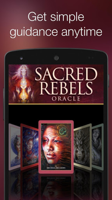 Sacred Rebels Oracle screenshot 3