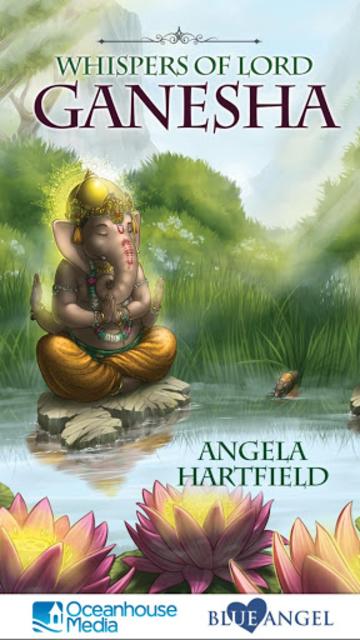 Whispers of Lord Ganesha Oracle Card Deck screenshot 1