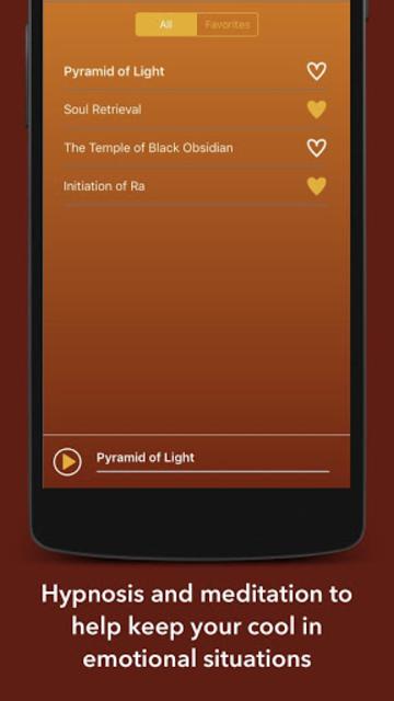 Isis Power of the Priestess Healing Meditations screenshot 1
