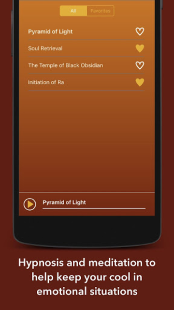 Isis Power of the Priestess Healing Meditations screenshot 6