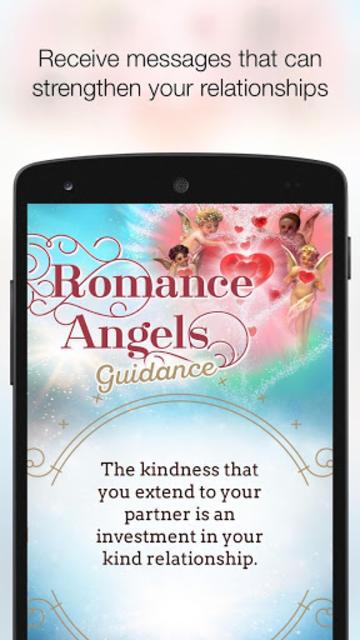 Romance Angels Guidance screenshot 2