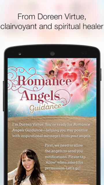 Romance Angels Guidance screenshot 15
